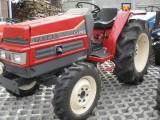 YANMAR FX 265  26 KM 4X4 wspomaganie mini traktor kubota ładowacz TUR
