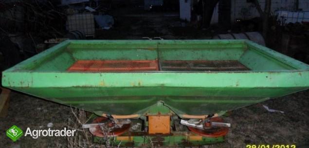 Amazone ZA-U 1001 Nie rauch kuhn - zdjęcie 1
