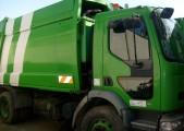 Renault Premium 260, Pojazd komunalny - śmieciarka