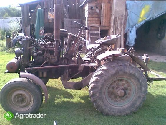 Ciągnik SAM - zdjęcie 3