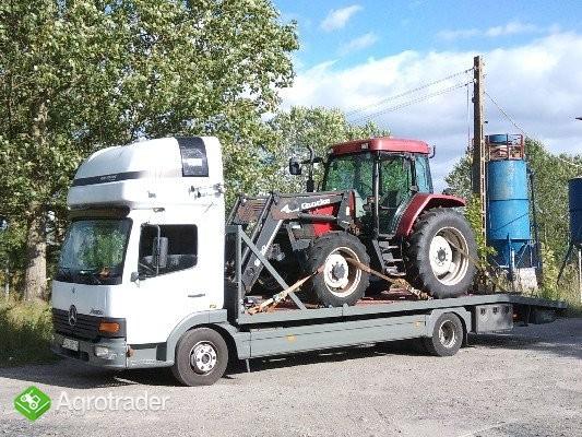 Transport maszyn - zdjęcie 1