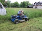 Koszenie nieużytków wykaszanie trawy,koszenie,Wisła,Ustroń,Brenna