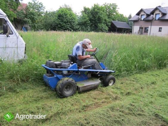 Koszenie nieużytków wykaszanie trawy działek Wisła Ustroń Brenna Górki