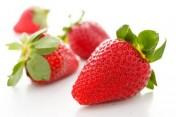 owoce truskawki deserowej