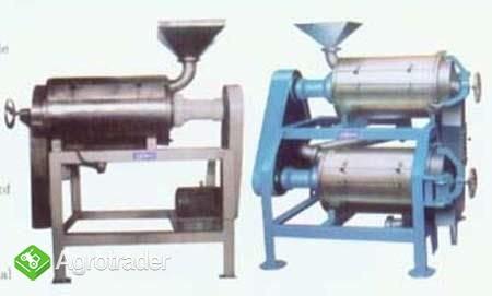 Mała linia produkcji soku pakowanego ekologicznego - zdjęcie 3