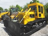 Caterpillar spychacz D6D, Spycharka CAT