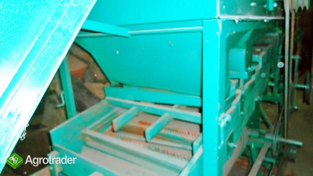 Czyszczalnia do zboża z jednym tryjerem 1 t/h - zdjęcie 6