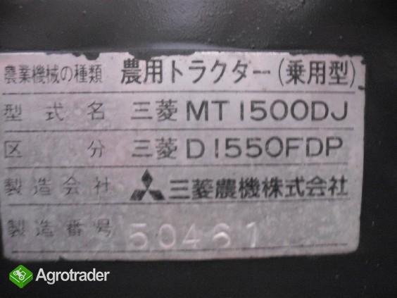 Mitsubishi D1550F - 1988 - zdjęcie 2