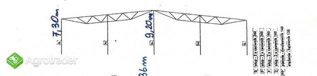 Konstrukcje hali sprzedamy - zdjęcie 2
