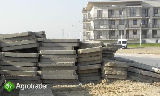 Płyty drogowe betonowe MON  Leszno - zdjęcie 1