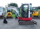 Mini koparka  Takeuchi TB23R