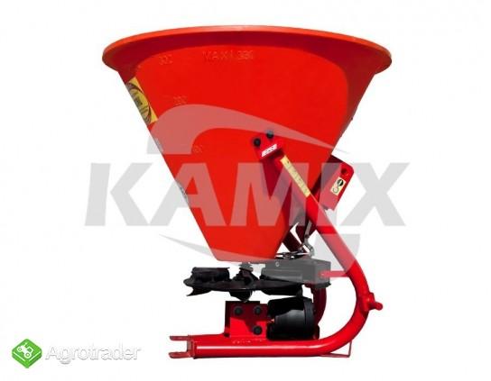 rozsiewacz lejowy turbina lejek 500  DEXWAL KAMIX - zdjęcie 3