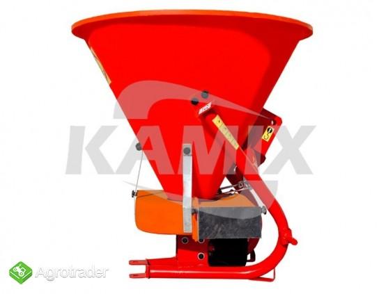 rozsiewacz lejowy sadowniczy 500 lejek rzędowy DEXWAL KAMIX - zdjęcie 2