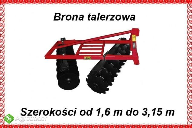 Henart Brona Talerzowa 1,6 inne rozmiary w opisie