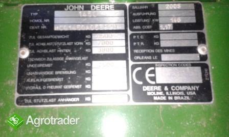 John Deere 1450 CWS - zdjęcie 2