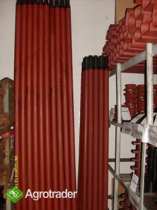 Bęben rozrzucający FORTSCHRITT T-088,ślimak,wał,obudowa i inne - zdjęcie 5