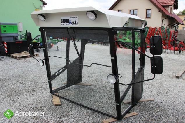 Kabina kabiny BIZON do Bizona szymczak szyszka - zdjęcie 4