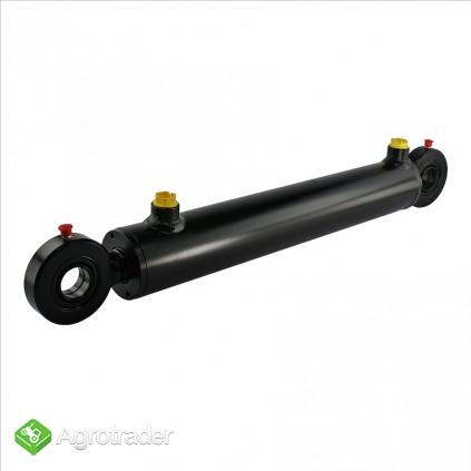 Cylinder siłownik hydrauliczny  SKOK 500 L 780 tłok dwustronny