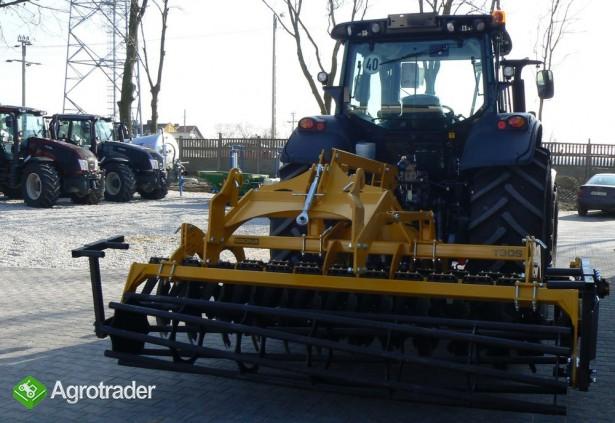 Agregat uprawowy Staltech BRONA T30S szer. 3,0m - zdjęcie 5