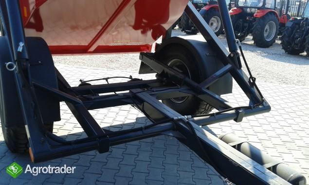 Przyczepa jednoosiowa Taczka  T 930 Ładowność 6T Metal-Fach - zdjęcie 3