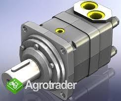 Silnik hydrauliczny OMV400 151B-2171, OMR 315, Syców - zdjęcie 7