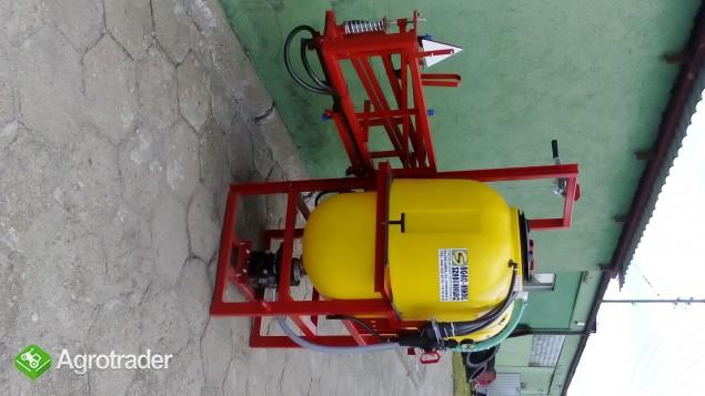 Opryskiwacz 1500l 15 m ,hydraulicznie rozkładany - zdjęcie 5
