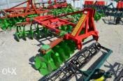 Brona talerzowa GRASS-ROL 2,2 m PROMOCJA! RATY 0%
