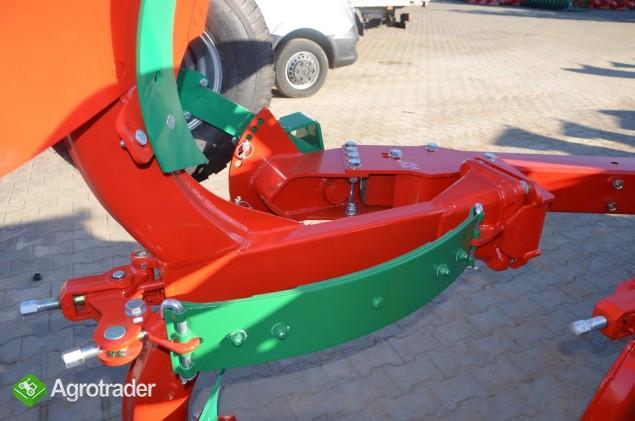 Pług obrotowy obracalny Pługi zabezpieczenie hydrauliczne Agro-Masz - zdjęcie 1