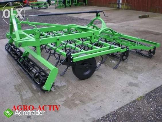 Agregat Uprawowy Zawieszany V2/18 2m ROLEX AGRO-ACTIV - zdjęcie 1