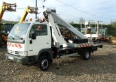 Nissan Cabstar - DENISON