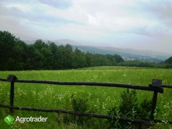 Działka budowlano-rolna 29 km od Krakowa z widokiem na góry - zdjęcie 4