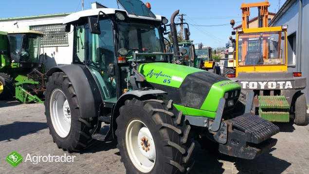 Deutz-Fahr AGROFARM 85 Ciągnik Traktor - zdjęcie 1