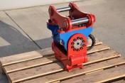 Euro-Maszyny Szybkozłącze obrotowe hydrauliczne TILTRATON do maszyn 10