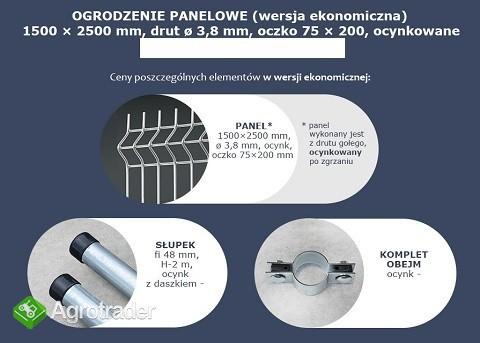 ogrodzenie panelowe - TANIO ! - zdjęcie 1
