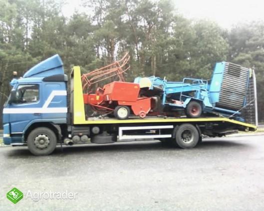ładowarka manitou merlo jcb transport - zdjęcie 3