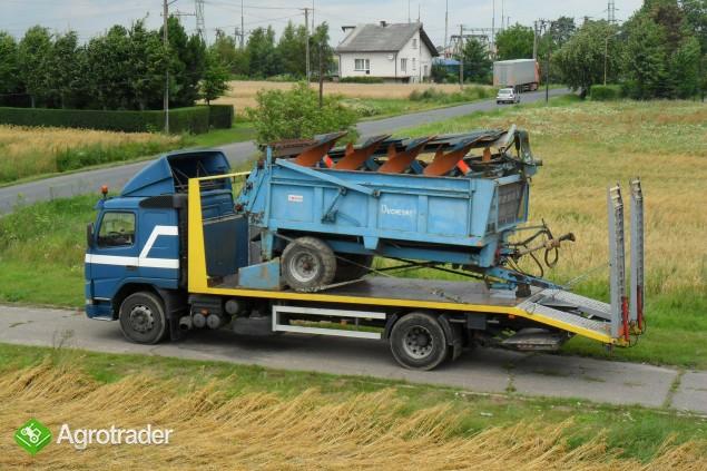 ładowarka manitou merlo jcb transport - zdjęcie 6