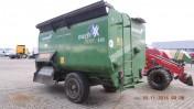 Wóz paszowy KEENAN MF340 nr ser.MF34D228 2012r.