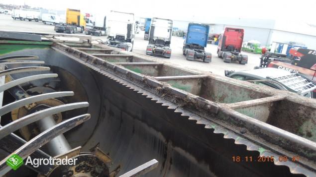 Wóz paszowy KEENAN MF340 nr ser.MF34D228 2012r. - zdjęcie 2