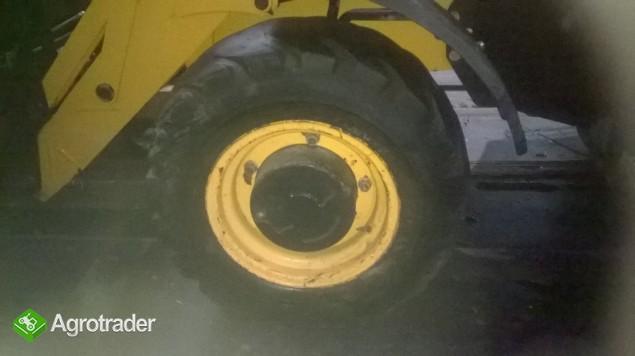 Używana felga i opona do koparko ładowarki 12,5x18 3CX 4CX
