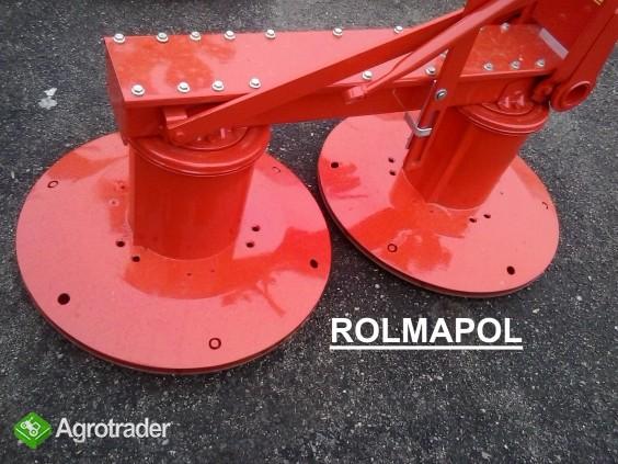 Kosiarka Rotacyjna wzmocniona GATRA, ROLMAPOL - zdjęcie 2