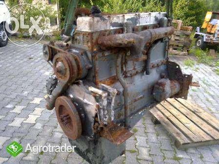 silnik MAN silnik 6 cyl. deutz perkins cat diesel