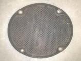 Używana osłona podłogi do koparko ładowarek JCB 3CX/4CX Denison