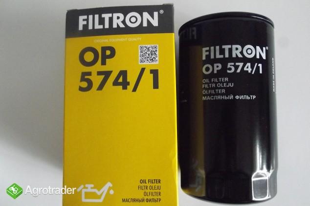 Filtr oleju OP 574/1 FILTRON