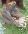 Używana łyżka CAT 90 cm - ORYGINAŁ Denison