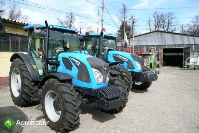 Ciągnik rolniczy komunalny Landini 5D-110 nowy sprzedaż wynajem serwis - zdjęcie 2