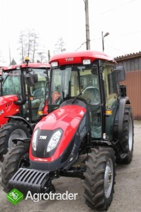 Ciągnik rolniczy komunalny  nowy TYM 603 60KM  sprzedaż