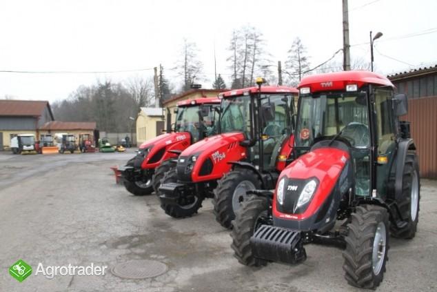 TYM T754 ciągnik 70 KM rolniczy komunalny nowy sprzedaż  - zdjęcie 1