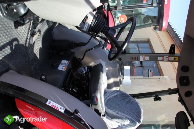 ciągnik rolniczy pomocniczy Tym 50 KM jak nowy  sprzedaż - zdjęcie 4