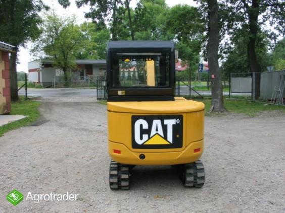 Sprzedam koparkę CAT 3025 C z 2010 roku - zdjęcie 2
