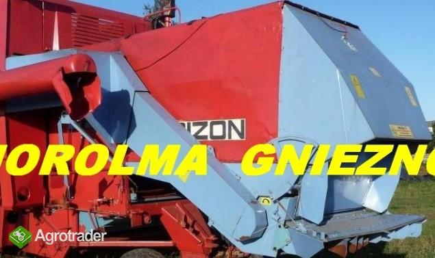 Rozdrabniacz słomy BizonZ-056/Z-058/Z050/Z040/Września WĄGROWIEC MMiUR - zdjęcie 3